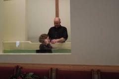Baby Dedication & Baptism 2-17-2013